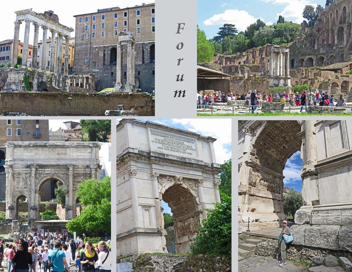 Rome - Forum