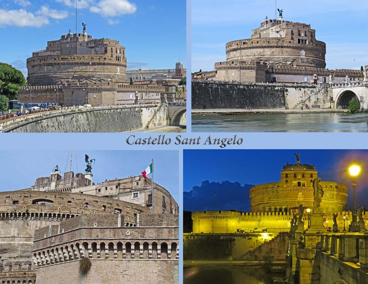 Rome - Castello Sant Angelo