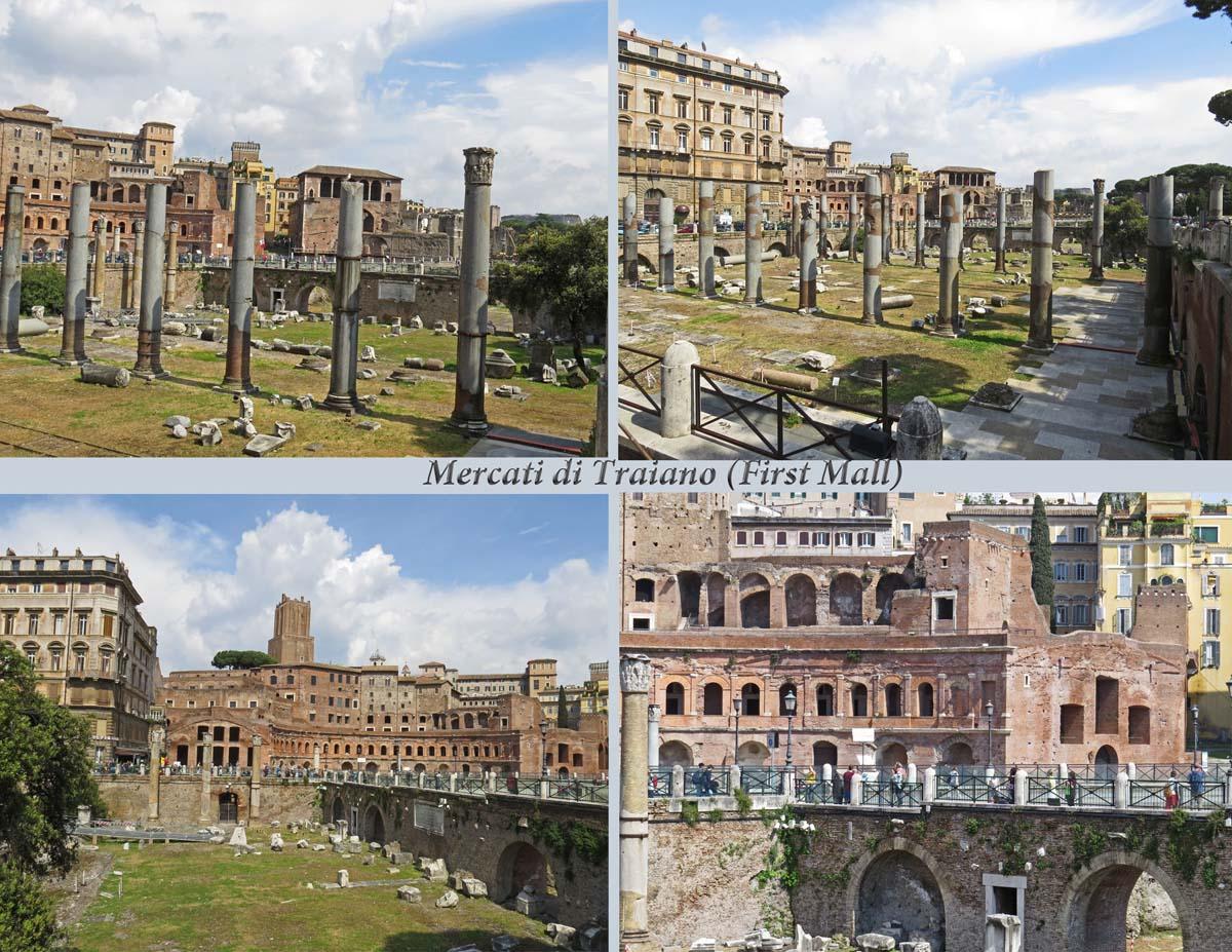 Rome - Market